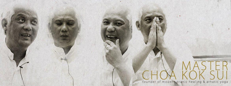 About Page Master Choa Kok Sui