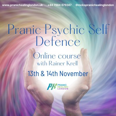 Psychic Self Defence